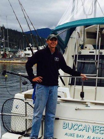 Rum Runner Charters: Capt. Josh