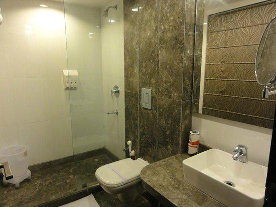 Hotel Elegance : baño