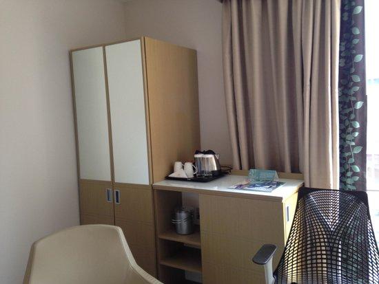 Hilton Garden Inn Birmingham Brindleyplace : Room 633