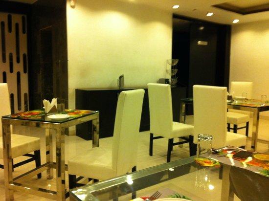 Hotel Elegance : comedor