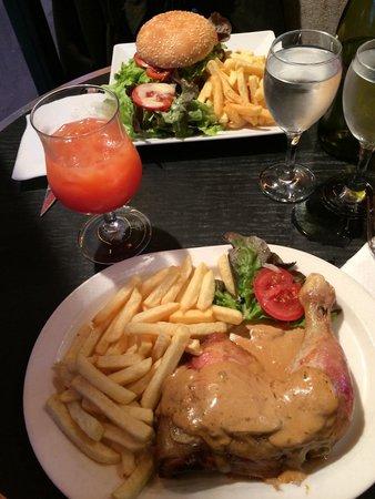 Castel Cafe: yum!!