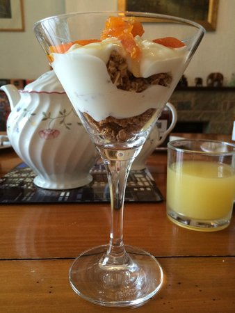 Moss Cottage: Bill's Famous Breakfast Trifle