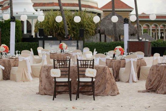 Paradisus Palma Real Golf & Spa Resort : Reception