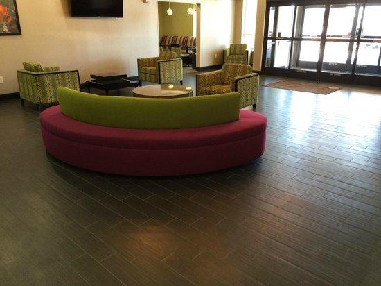 Comfort Inn & Suites Artesia: Lobby