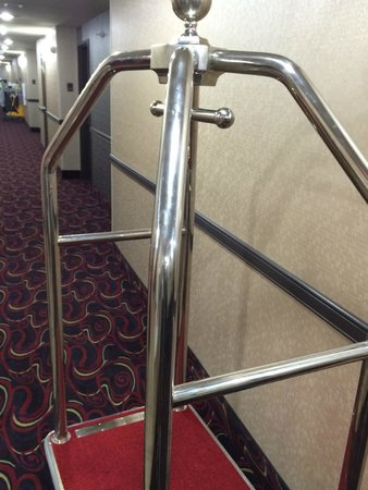 Comfort Inn & Suites Artesia: More of a Hilton cart than confort... cool...
