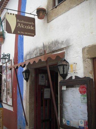O Alcaide: お店の外観