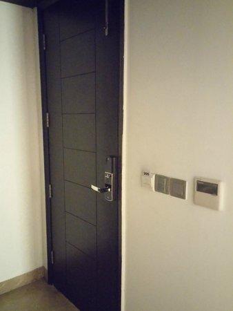 Hotel City Star : puerta