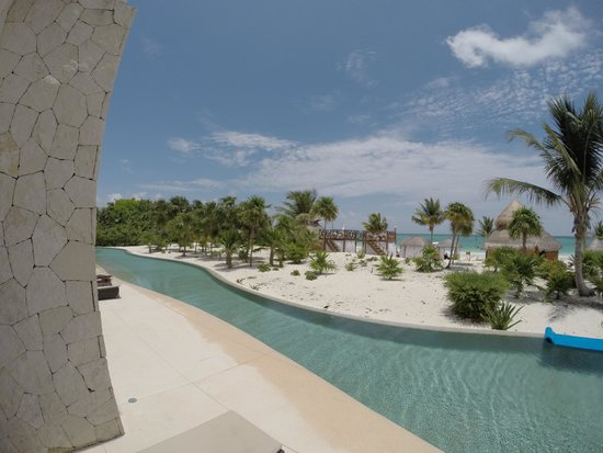 Secrets Maroma Beach Riviera Cancun: Swim-Out Room on the beach