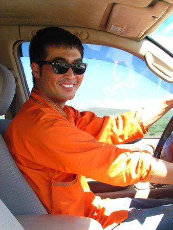Idre Hostel : Jigden, best tour guide & driver