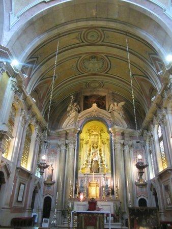 Santo Antonio de Lisboa : Igreja de Santo Antonio