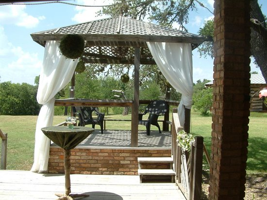 Barons CreekSide: The Gazebo
