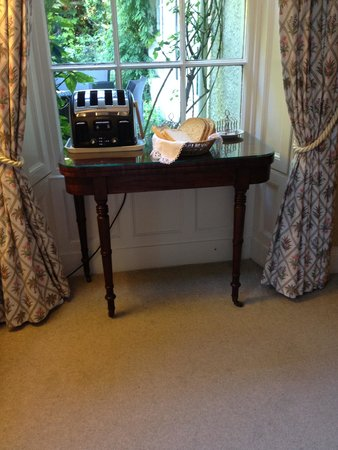 Edenvale House: Toast table