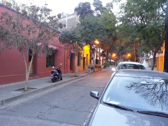 Barrio Lastarria: Streets of Lastarria