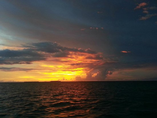 Alexander's Guesthouse: Key West Sunset