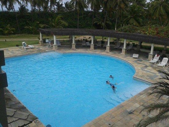 Sauipe Resorts: Vista da recepção da piscina 2
