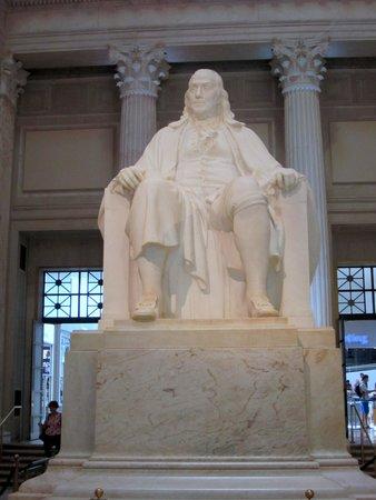 The Franklin Institute: Benjamin Franklin National Memorial