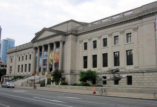 The Franklin Institute Museum