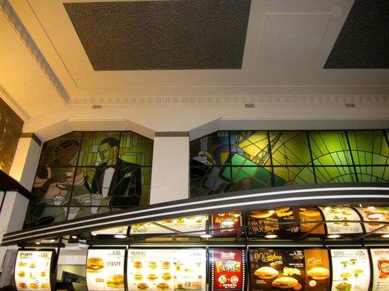 McDonalds Porto : Elegante