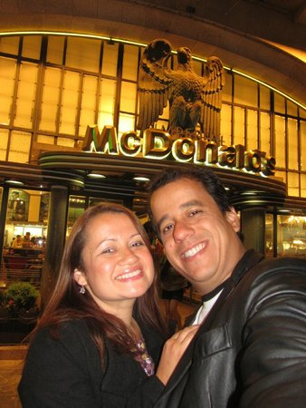 McDonalds Porto : Entrada