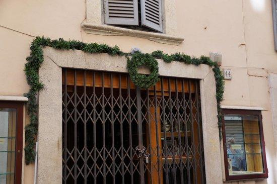 Hotel Modigliani : Hotel entrance