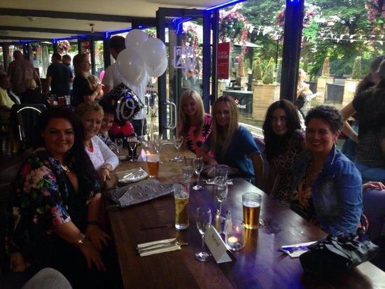 Barca: 40th birthday party
