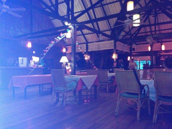 Lamai Bay View Resort: Restaurant