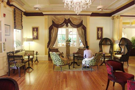 Terra Nova All Suite Hotel: холл