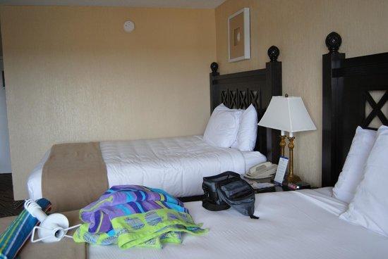 Westgate Myrtle Beach Oceanfront Resort: Double Amusement Park View