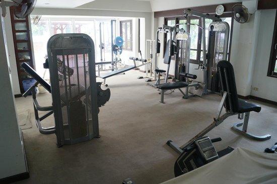 Samui First House Resort : Trainingsraum 2