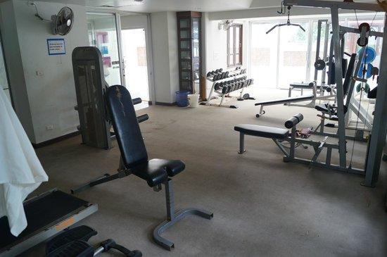 Samui First House Resort : Trainingsraum 1