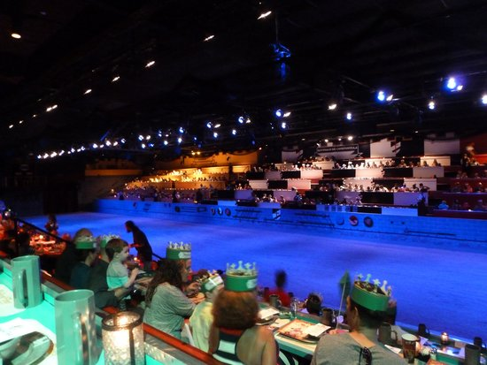 Medieval Times Dinner & Tournament: Arena