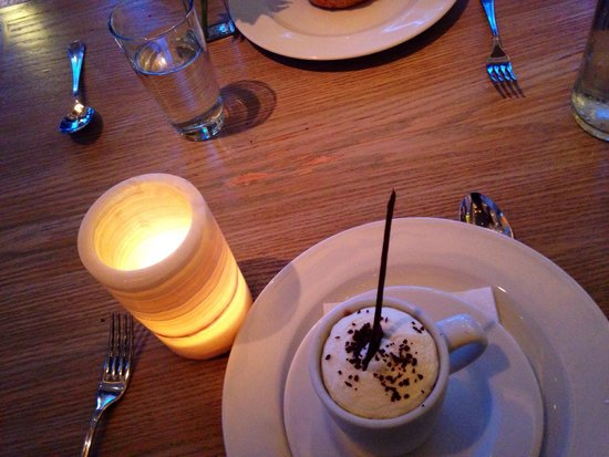 Avenue Le Club: Sinful chocolate mousse