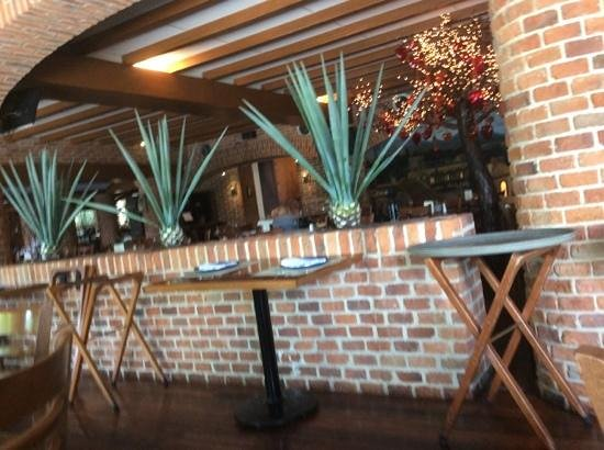 La Tequila: Comedor restaurante