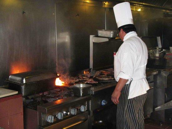 Catalonia Riviera Maya : Steak house