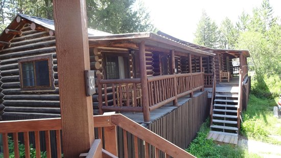 Signal Mountain Lodge : Neighbor units