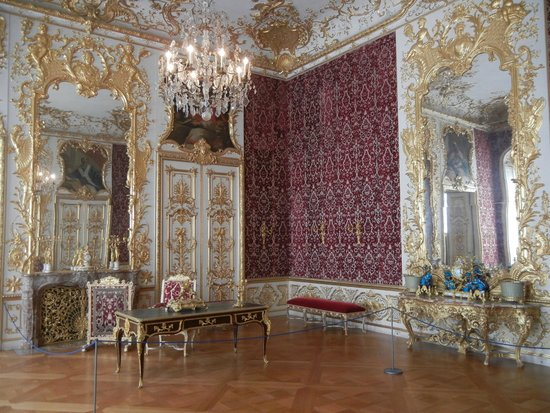 Munich Residence : Opulent residential quarters