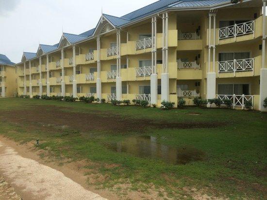 Magdalena Grand Beach & Golf Resort: Hotel grounds