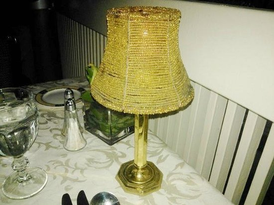 Terra Nova Hotel Restaurant: столик