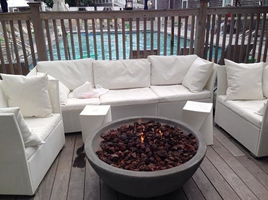 The Nantucket Hotel & Resort: Fire Pit and Family Pool