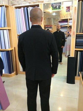 Tailor Pro: Chez Monty