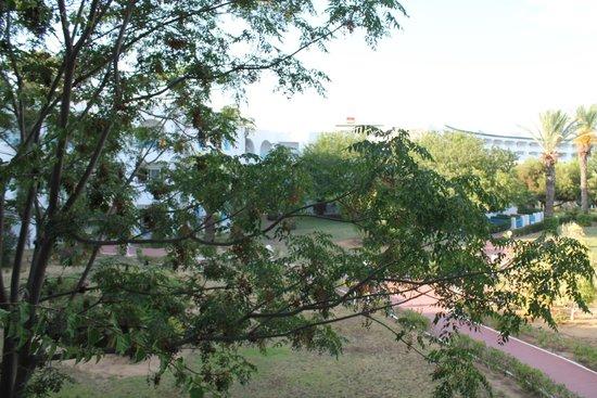 Club Eldorador Salammbo : photo du balcon