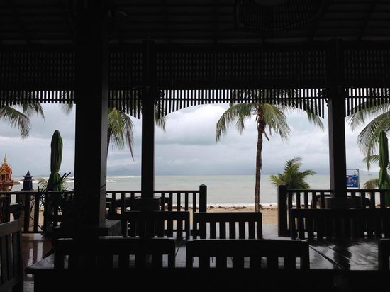 Mac's Bay Resort: View from the restaurant