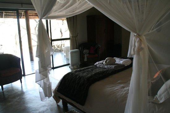 Naledi Bushcamp and Enkoveni Camp: Paperbark