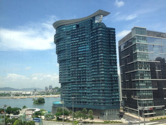 Hotel Lisboa Macau: Nice view