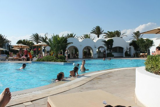 Club Eldorador Salammbo: piscine