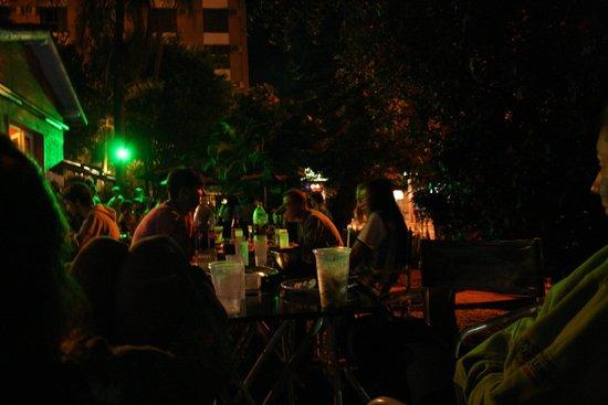 Marcopolo Inn Iguazu : Asado - final de la copa