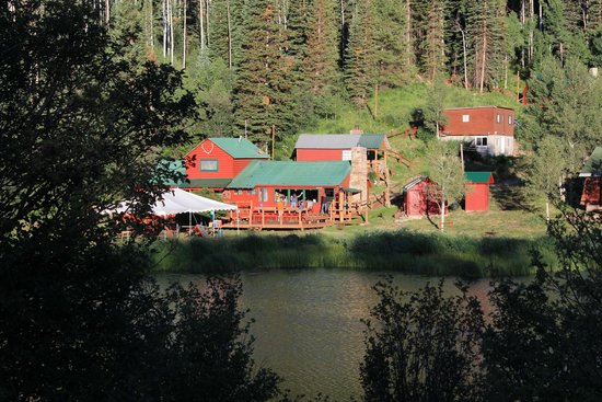 Coulter Lake Guest Ranch : coulter lake lodge