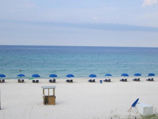 Beachside Resort Panama City Beach : view from room