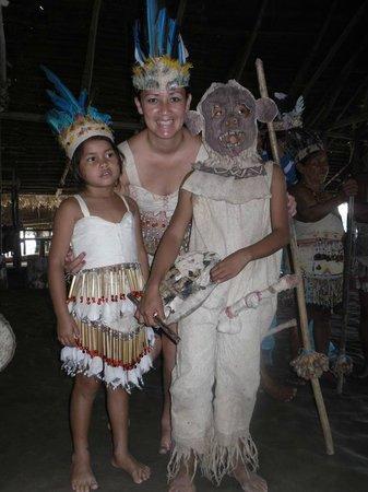 Decameron Decalodge Ticuna : TOUR POR TRIBU AMOZONICA