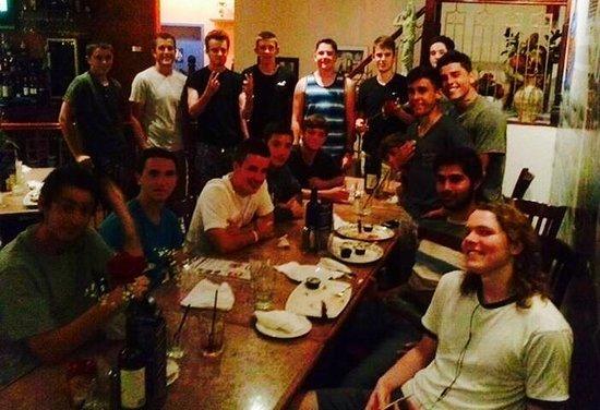The Greek Islands Mediterranean Grill and Bar : Whitby A U17 Boys Soccer Team